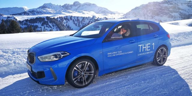 BMW - xDRIVE TOUR 2020